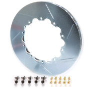 Girodisc 2pc Front Rotor Ring Replacements Fits Porsche 991 350mm - D1-122