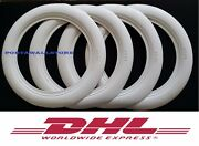 Classic Style 15 Wide White Wall Portawall Tire Insert Trim Set Of 4 . 351
