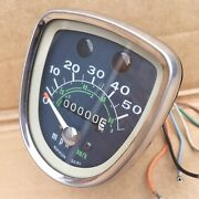 Nos Honda Speedometer Assembly Suitable For Use With C90 1977 - 1978 1