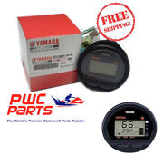 Yamaha Oem Multi-function Gauge Speedo And Tach 6y5-83570-a0-00 6y5-8350t-d0-00