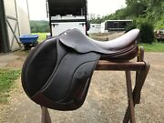 Masters Saddle 16 1/2 Wide Tree Excellent Condition Used Less Then 1 Year.