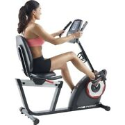 Proform Recumbent Exercise Bike/includes 18 Workout Apps,free Shipping