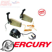 Mercury Outboard New Twin/dual Engine Console Remote Control 8m0075245 8m0041426