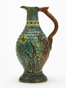 Art Pottery Chameleon Ware Old Persian Jug Early 20th C.