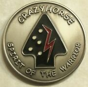 160th Special Operations Aviation Rgt Soar 2d Bn A Co Tier 1 Army Challenge Coin