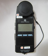 1pcs Used Konica Minolta Cl200a Cl-200a Chroma Meter In Good Tested