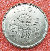 Spain 100 Pesetas 1982 To 2001 - Choose Your Year Circulated Condition
