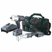 Ingersoll Rand Iqv20-2052 20-volt 2-tool Impact Wrench And Drill Combo Kit