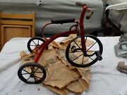 Very Old Tricycle, Classic Toy