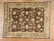 9and0394and039and039x12and0394and039and039 Hand Knotted Peshawar With Abrash Design Oriental Rug G38673