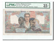 [200076] Banknote France 5000 Francs 5 000 F 1942-1947 And039and039empire Franandccedilaisand039and039