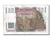 [202137] France 50 Francs 50 F 1946-1951 And039and039le Verrierand039and039 1951 Km 127d