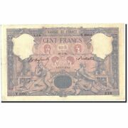 [211897] France 100 Francs 100 F 1888-1909 And039and039bleu Et Roseand039and039 1896 Km65b