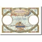 [212544] France 50 Francs 50 F 1927-1934 And039and039luc Olivier Mersonand039and039 1927 Km77a
