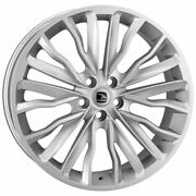 22 Hawke Harrier Alloy Wheels Fits Range Rover Vogue Sport Discovery Silver