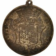 [403702] France, Saint-martin Church, Religions And Beliefs, Medal, 1895