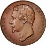 [402764] France Second French Empire Imperial Drawing School Medal 1857