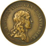 [550442] France Medal Ludovicus Xiiii Rex Christianiss 1649 Mauger