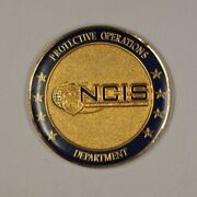 United States Navy Ncis Naval Criminal Investigative Service Challenge Coin