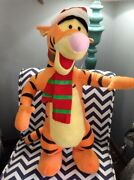 Tigger Disney Porch Buddy Greeters Collectible '06 Brass Key Winnie The Pooh 30