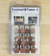 Terminal Tamers Ii Organize Battery Cables - Boat Or Rv Use