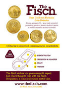 Fisch Fake Coin Detector For The Gold Krugerrand