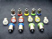 15 Assorted Led Domes Instrument Panel Dashboard Lights Bulbs Ba9s 57 1815 Chevy