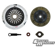 Clutchmasters Fx300 For 91-05 Subaru Wrx Gd Legacy Forester Hd Seg Kev Disc