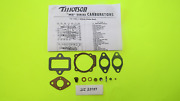 Tecumseh Power Products Saw 700 Lombard 35 Chainsaw Tillotson Md77a Carb Kit