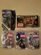 Collectible Action Figures Dc/marvel/star Wars