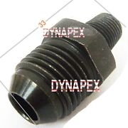 Hydraulic Pipe Fitting 1/8 Npt To Metric M16 M16x1.5 Male Flare Adapter N-g0