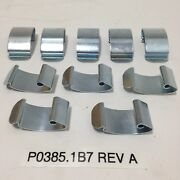 Erik Buell Racing Ebr 10 Pack Of Airbox Cover Retention Clips P0385.1b7 Rev A