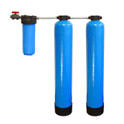 Tier1 Essential Certified Series Whole House Water Filter System W/ Salt-free S