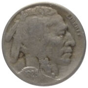 1926-d 5c Buffalo Nickel A2 - Very Tough Date And Mint With 2/3 Horn