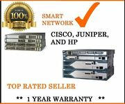 New Open Box Cisco Isr4351/k9 Isr 4351 Security Ge Poe Router