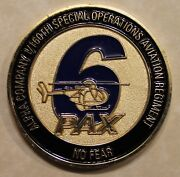 160th Soar 1st Bn A Co Night Stalkers Special Operations Smu Army Challenge Coin