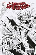 Amazing Spiderman 797 11000 Andru Remastered Bandw Sketch Variant Red Goblin Nm