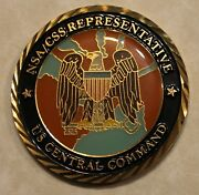 National Security Agency Nsa/css Representative Centcom Military Challenge Coin