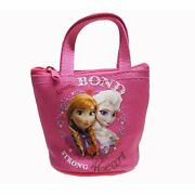 Pink Frozen Elsa And Anna Purse Fits 18 American Girl Dolls