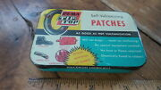 Vintage Advertising Tin Rema Tip Top Self-vulcanizing Patches Tire