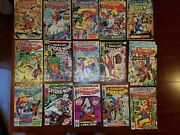 Vintage 1970's Marvel Comics, Special Editions, Spider Man, Hulk, Thor And More