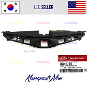 Radiator Core Support Sight Shield Cover 86356a7200 Forte Koup 2 Door 2014-2017
