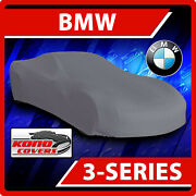 [bmw 3-series] Car Cover - Ultimate Full Custom-fit 100 All Weather Protection