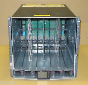 Hp Blc7000 Blade Chassis Blc Bl C7000 412152-b22 Enclosure For C-class Blades