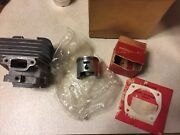 Homelite A93442 Cylinder With Gasket A93443 Piston Nos