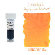 Noodlerand039s Fountain Pen Ink 3ml Samples - Color Group 1 - Pick Your Colors