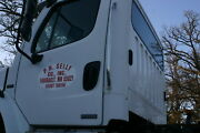 2006 Freightliner Business Class M2 Complete Lift Off Cab On Truck We Are Partin