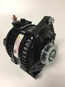 63-85 Gm Ho Hair Pin Load Boss One Wire Black Alternator 300 Amps 160+a @idle