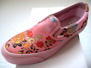 Opening Ceremony X Vault Slip-on Lx Qi Pao Pack Pink 8-11.5