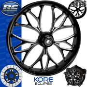 Rc Components Kore Eclipse Custom Motorcycle Wheel Harley Touring Bagger 21